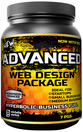 Advanced Website Design Package