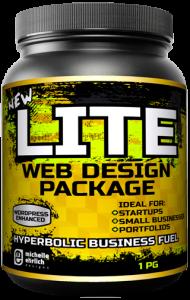Lite Website Design Package