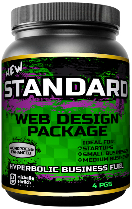 Standard Website Design
