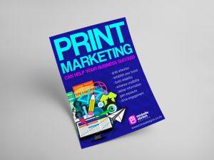 Flyer Print Marketing