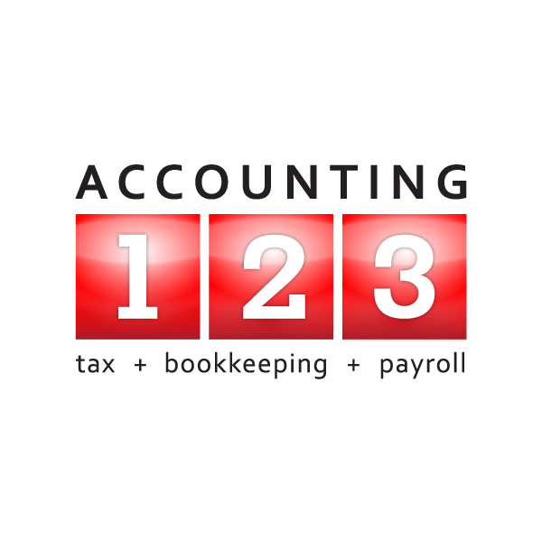Accounting123 logo