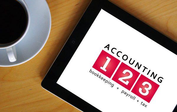 Accounting123 Logo
