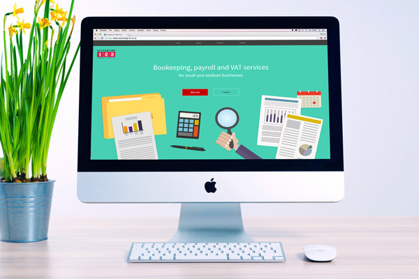 Accounting123 Website