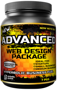 Advanced Website Design Package