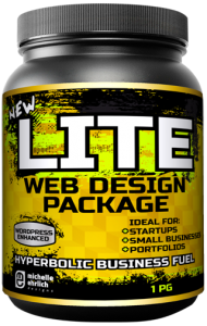 Lite Website Design Package