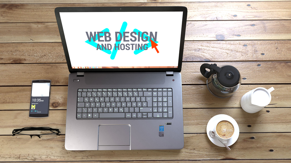 basic website design
