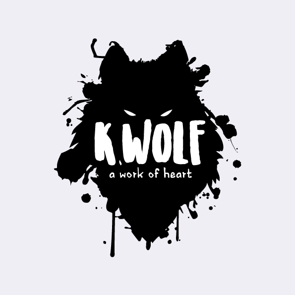 K Wolf Logo
