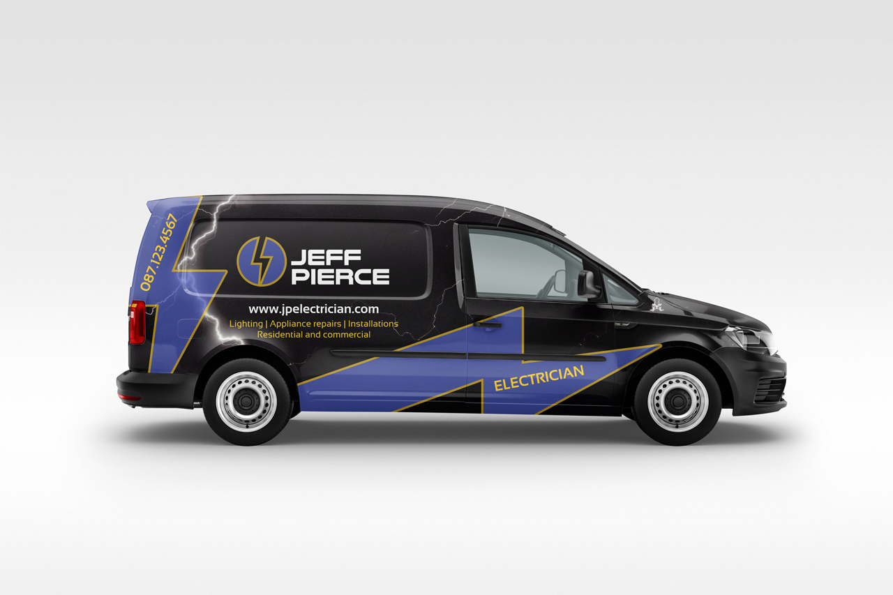Vehicle signage and vehicle wrapping