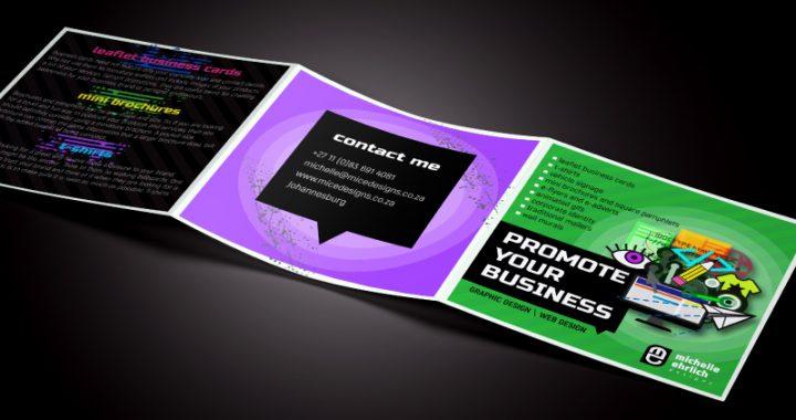 Brochure and pamphlet design services