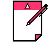 Corporate identity design icon